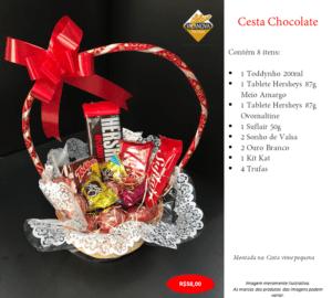Cesta Chocolate